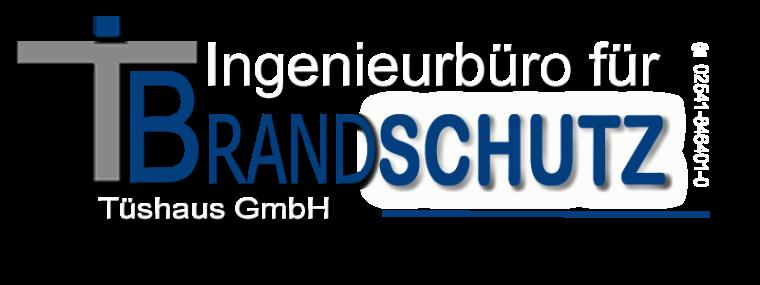 Logo Brandschutz Tüshaus GmbH